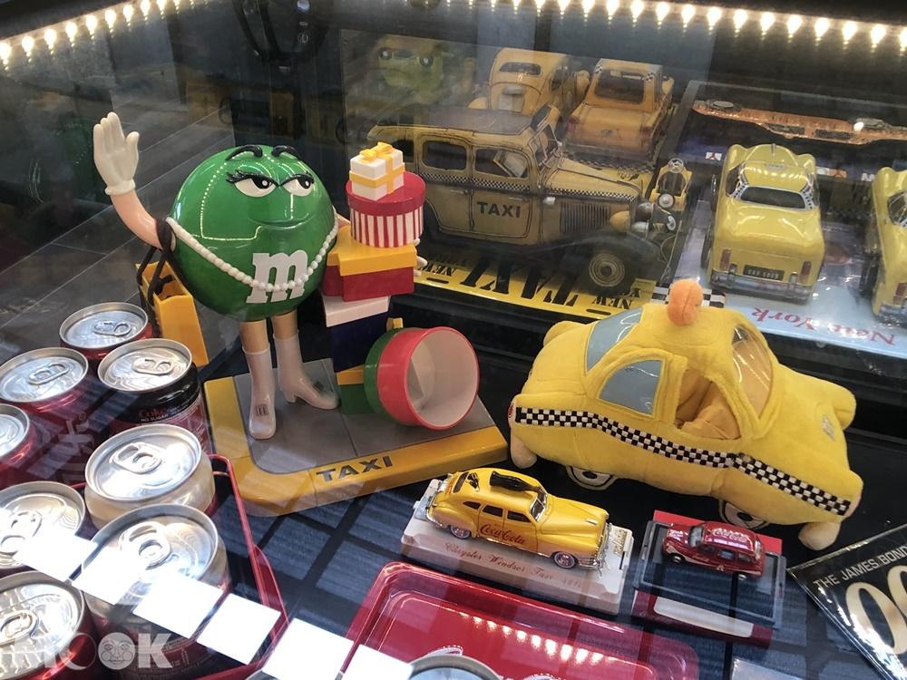 TAXI Museum 計程車博物館 紐約