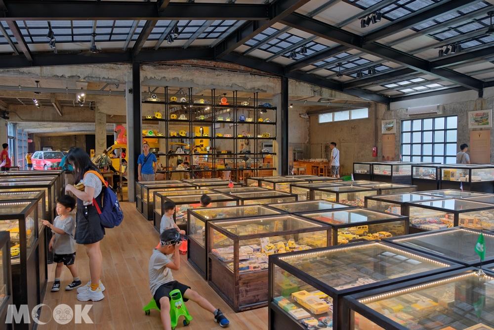 TAXI Museum 計程車博物館 各種小車