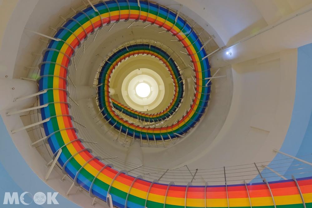 宜蘭 蘇澳 蜡藝蜡筆城堡 蠟筆溜滑梯