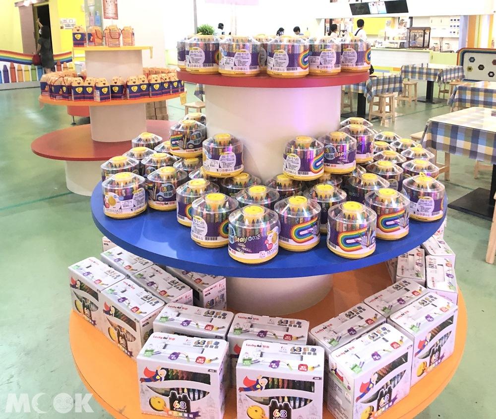 宜蘭 蘇澳 蜡藝蜡筆城堡 販賣部