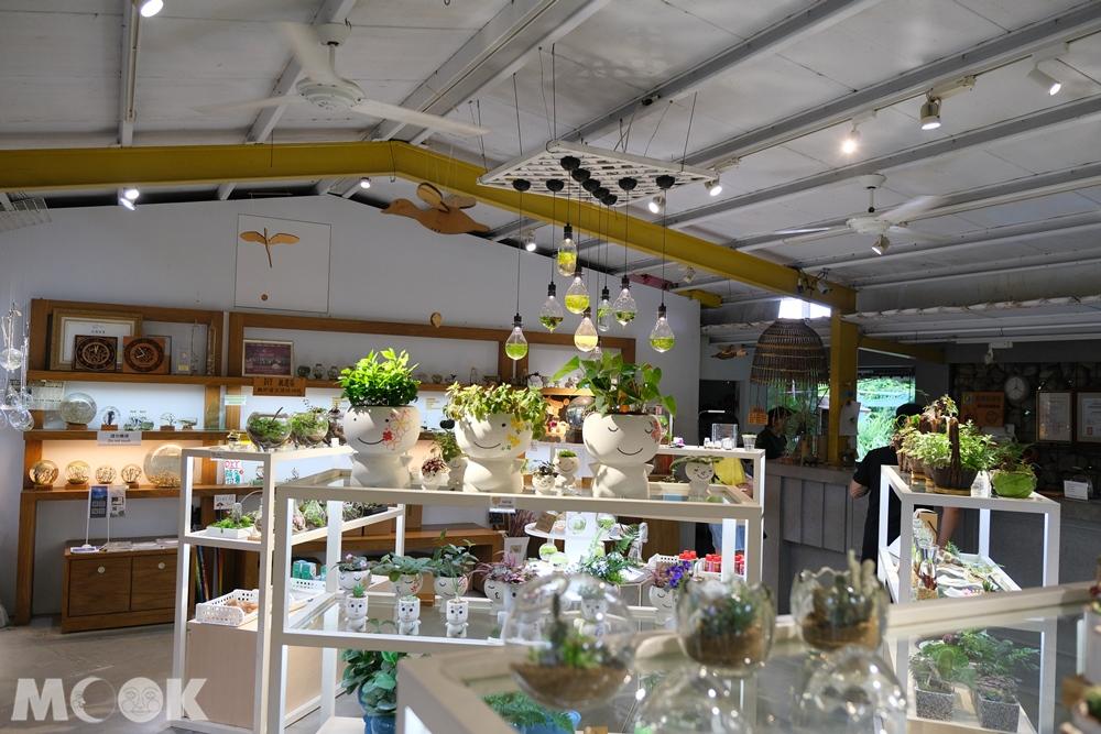 勝洋水草休閒農場 商店