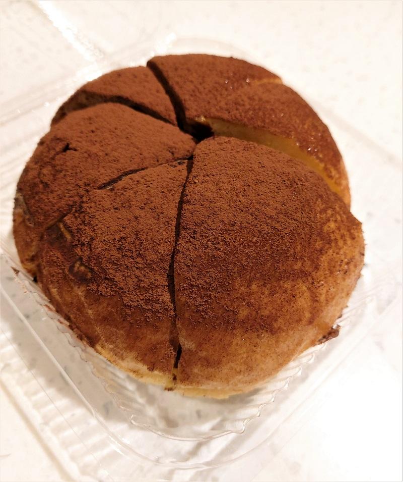 布里王子_韓國爆漿包 比利時可可粉的巧克力卡士達爆漿包