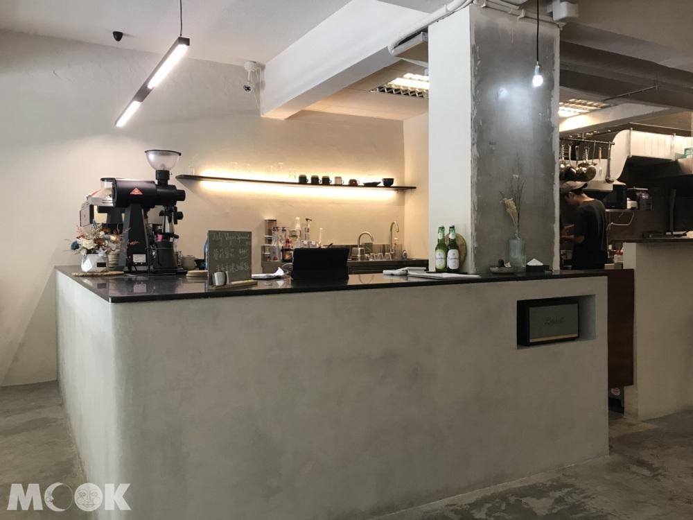 台北新開vegan咖啡餐廳oddfish