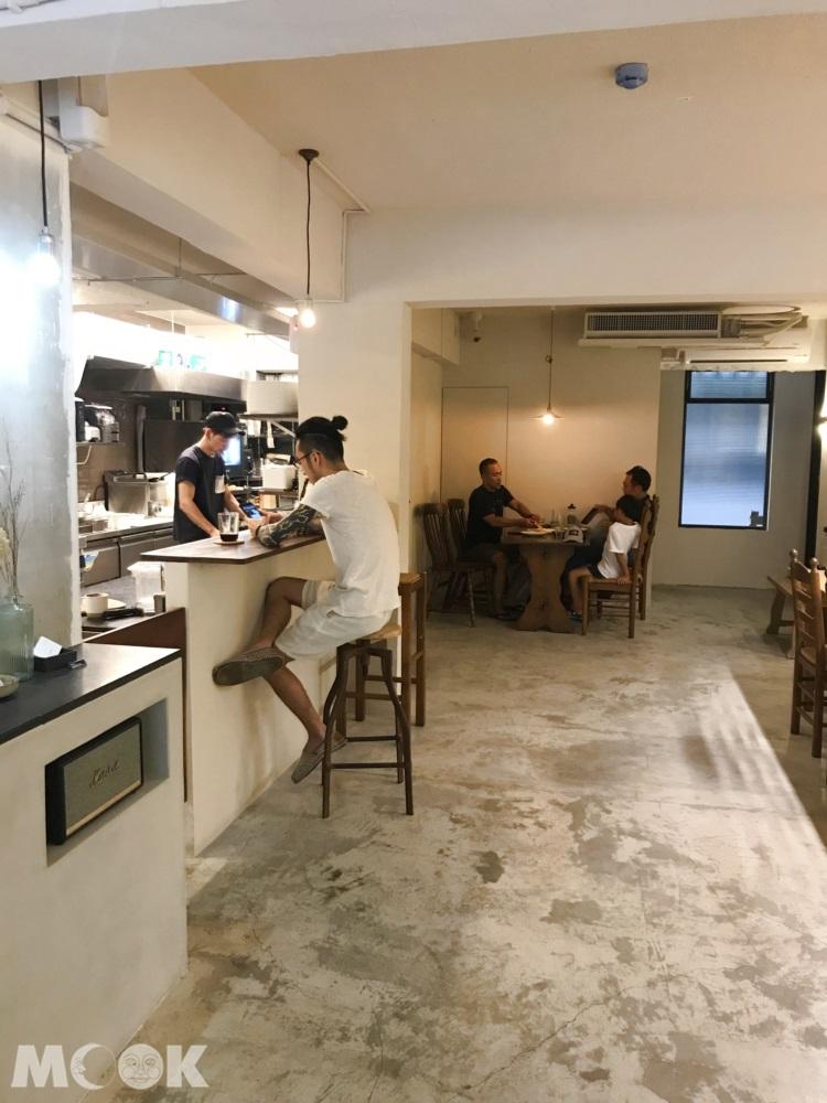 素食咖啡廳及餐廳oddfish