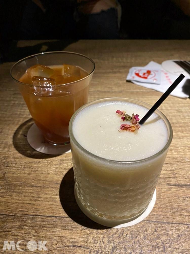 台北 忠孝新生站 週末炸雞俱樂部 調酒 甘蔗功夫茶