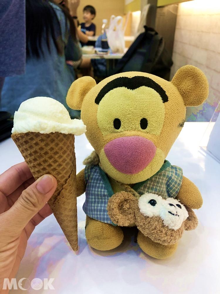 宜蘭 羅東 船來雪淇淋 打卡活動