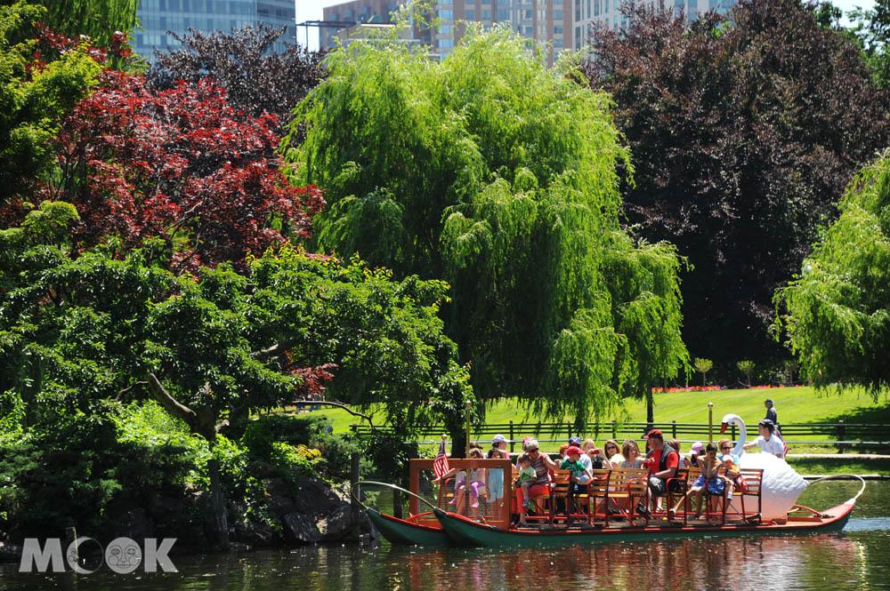 波士頓的波士頓公園