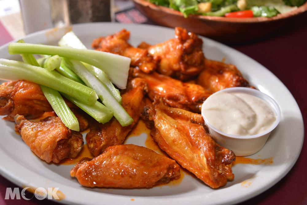 水牛城Anchor Bar的辣雞翅