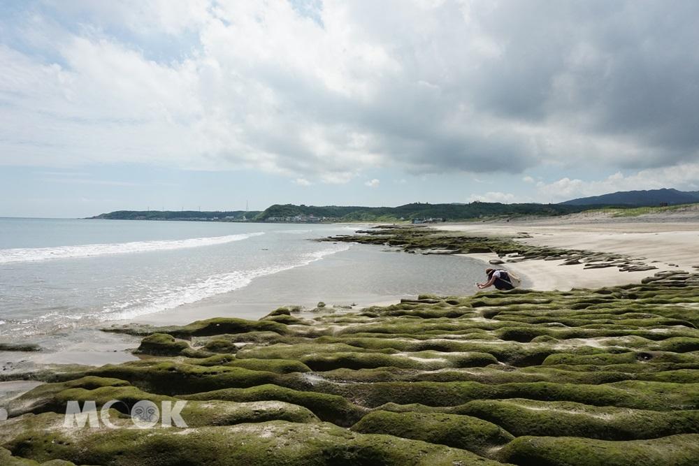 老梅石槽與沙灘