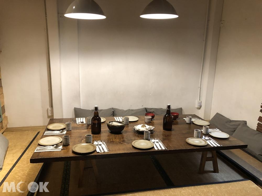 鶯歌 隱村時光 用餐區 包廂