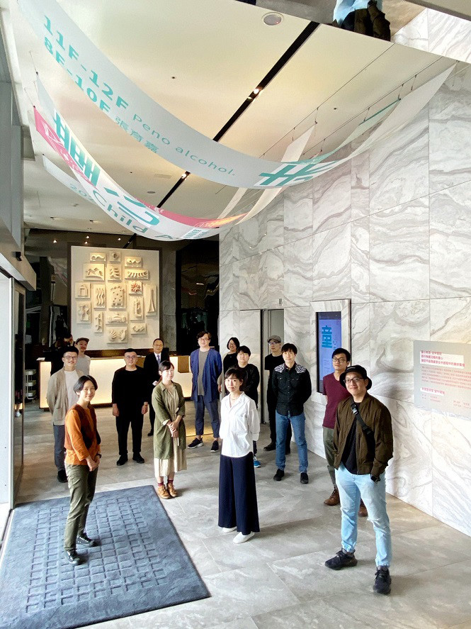 台中大毅老爺行旅-一群童心未泯的藝術家與策展人
