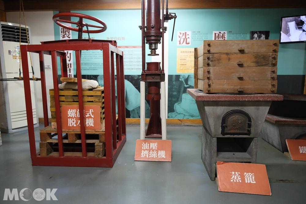 虎牌米粉產業文化館 米粉製作介紹