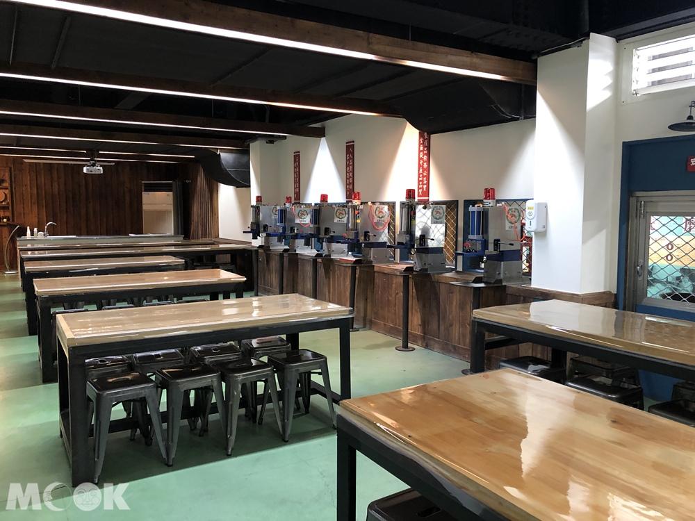 虎牌米粉產業文化館  DIY教室 手作米粉DIY