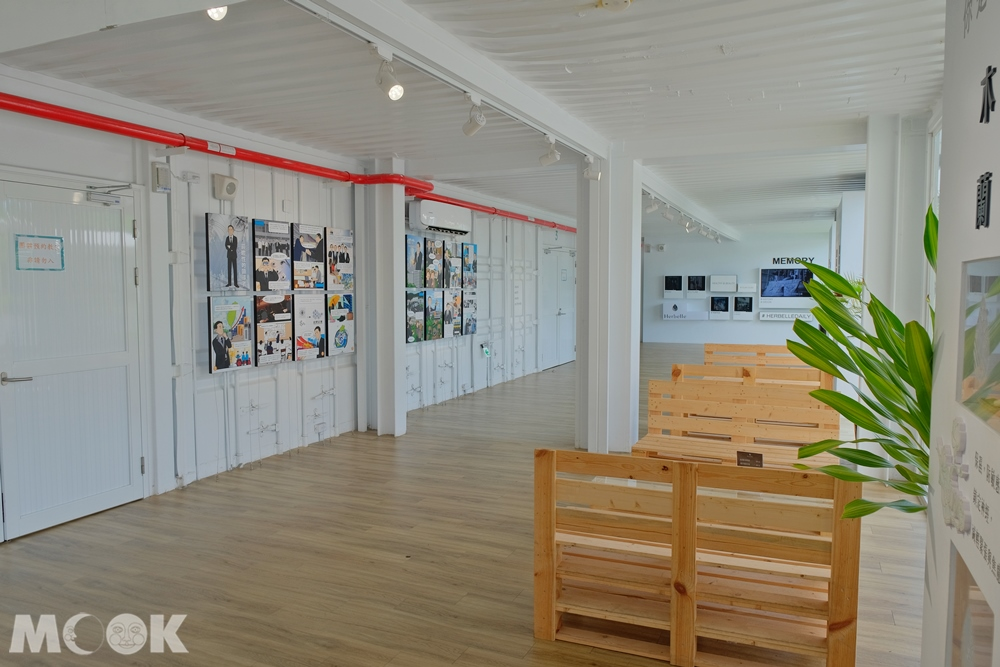 礁溪 龍潭湖畔悠活園區 形象展示