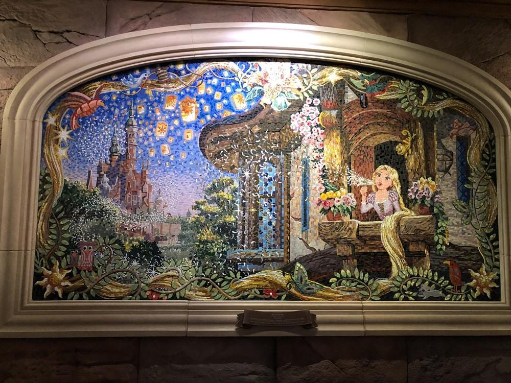 上海迪士尼城堡