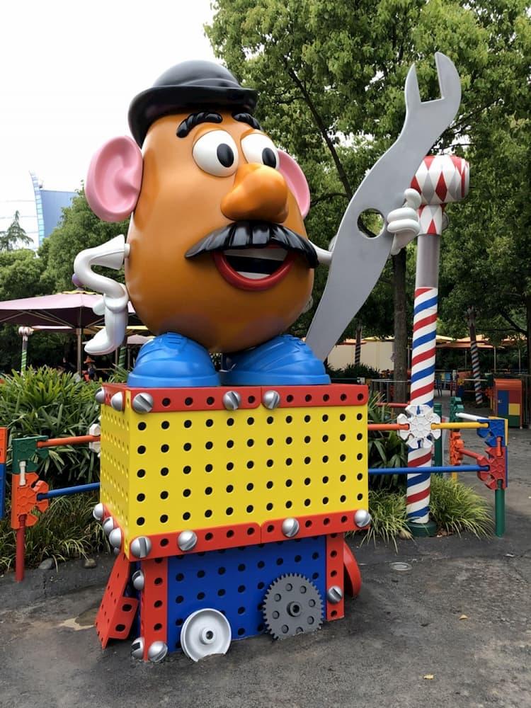 上海迪士尼玩具總動員