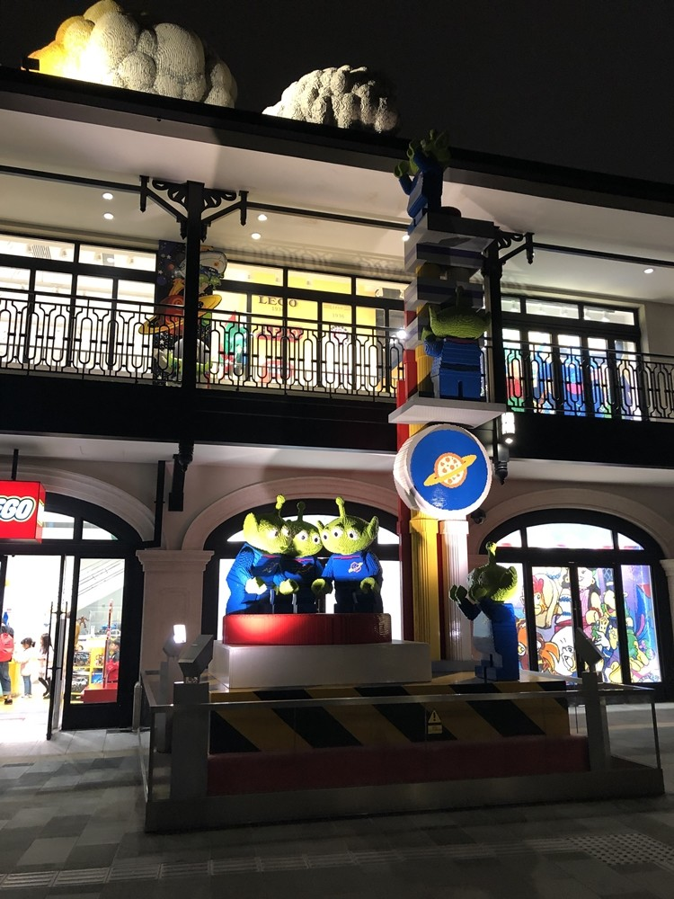 上海迪士尼小鎮