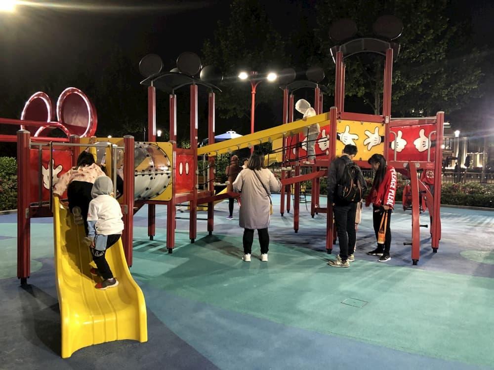 上海迪士尼小鎮星夢公園