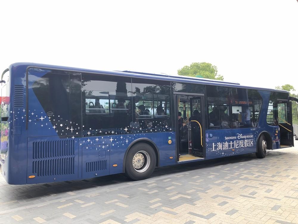 上海迪士尼樂園交通