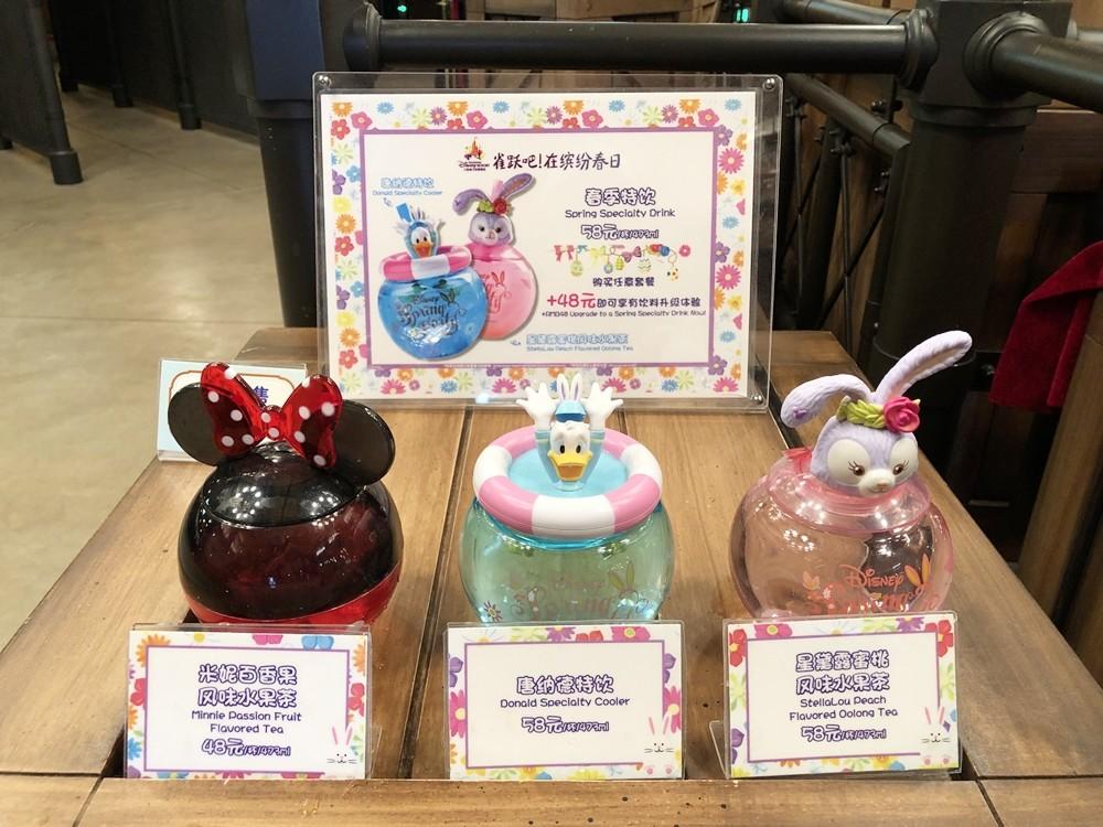 上海迪士尼造型飲料罐