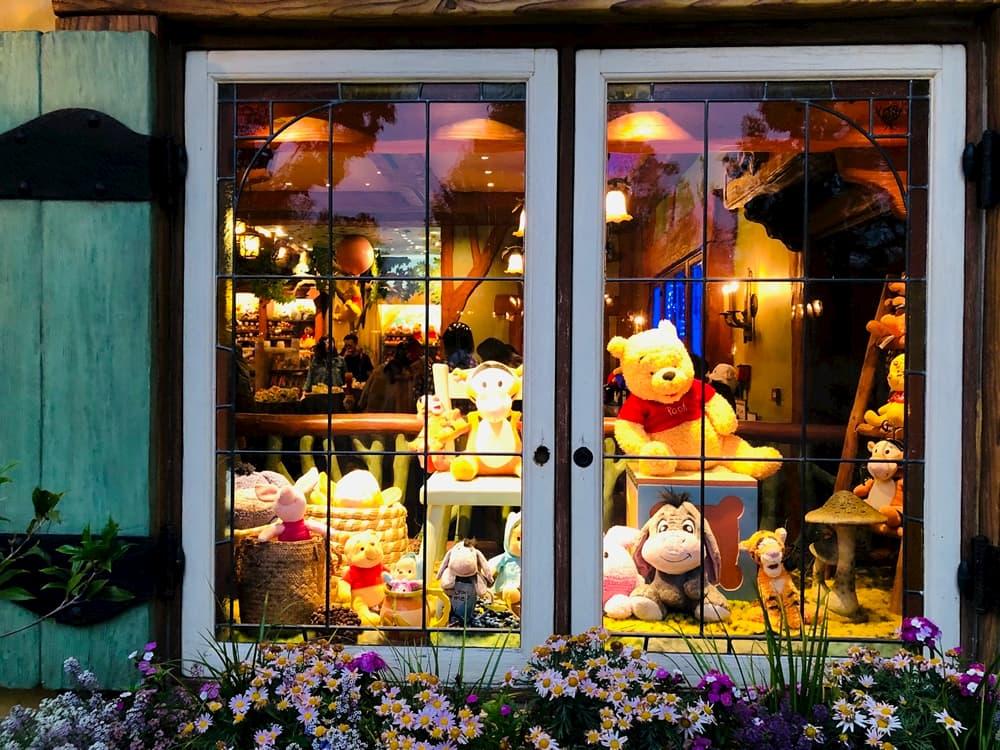 上海迪士尼維尼賣店