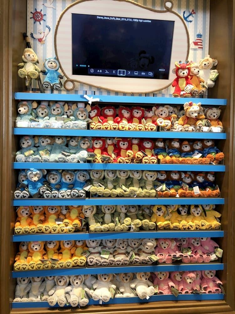 上海迪士尼12生肖達菲