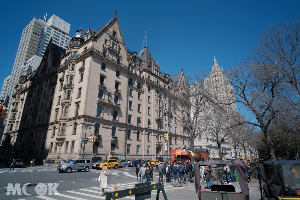 美國紐約達科他公寓外觀