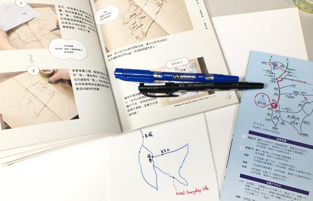 學習mini_minor 我的休日旅行手帳