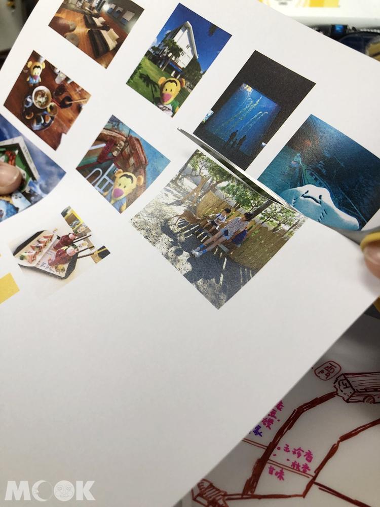 用日本林刃物ALLEX剪照片好方便